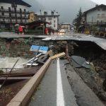 Maltempo, danni e disagi anche in Valle d'Aosta, Lombardia e Alto Adige: frane, esondazioni e dissesti, migliaia di persone isolate