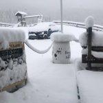Maltempo, domenica d'inverno sulle Alpi: fino a 30cm di neve sulle Dolomiti, splendide immagini da Misurina [FOTO e VIDEO]
