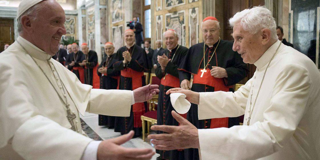 I Gay Ratzinger E I Conservatori Che Vanno All Attacco Papa Francesco E L Anticristo Ma Cosa Ha Detto Davvero Il Pontefice Meteoweb