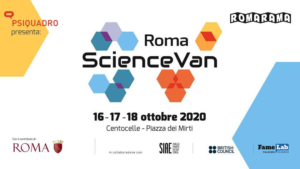 roma science van