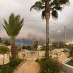 Maltempo, forti temporali al Sud: oltre 50mm in Puglia e Basilicata, allagamenti nel Salento [FOTO e VIDEO]