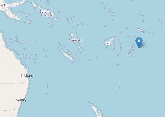 terremoto isole tonga