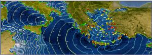 tsunami terremoto turchia grecia
