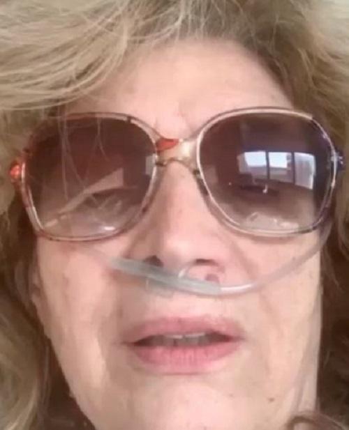 Covid: Iva Zanicchi ricoverata in ospedale