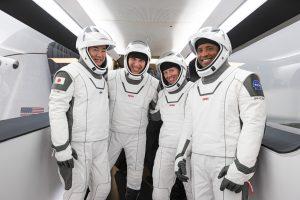 astronauti crew dragon 1
