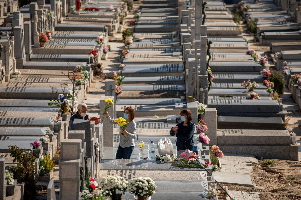 cimitero coronavirus