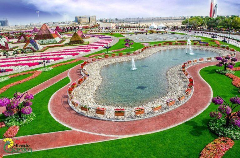 Foto Facebook:@DubaiMiracleGardenOfficial