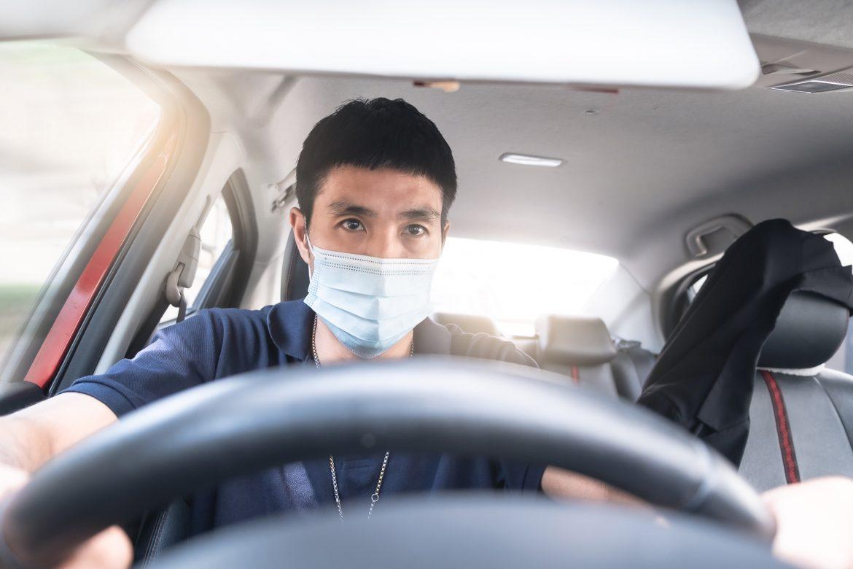 incidente auto coronavirus