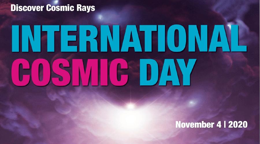 international cosmic day