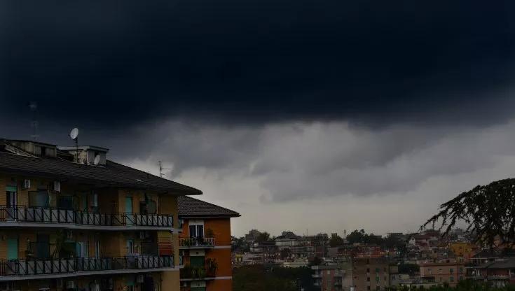 maltempo roma