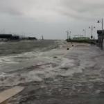 Maltempo, forti mareggiate sulle coste adriatiche dell'Emilia Romagna: raffiche di Bora vicine a 100km/h [FOTO e VIDEO]