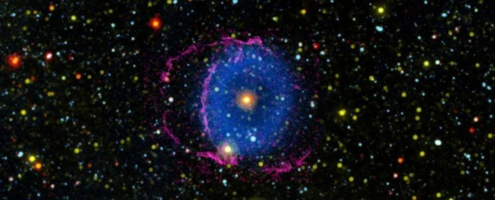 nebulosa anello