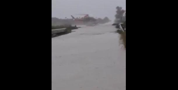 salvataggio elicottero
