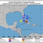 Meteo, la traiettoria a serpentina della tempesta Eta: dopo aver devastato l'America Centrale, possibili molteplici landfall in Florida [MAPPE]
