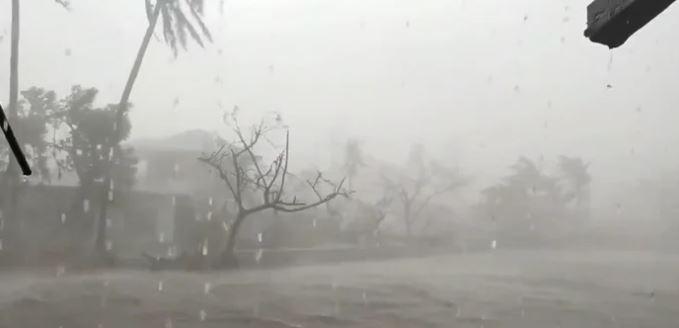 filippine tifone goni