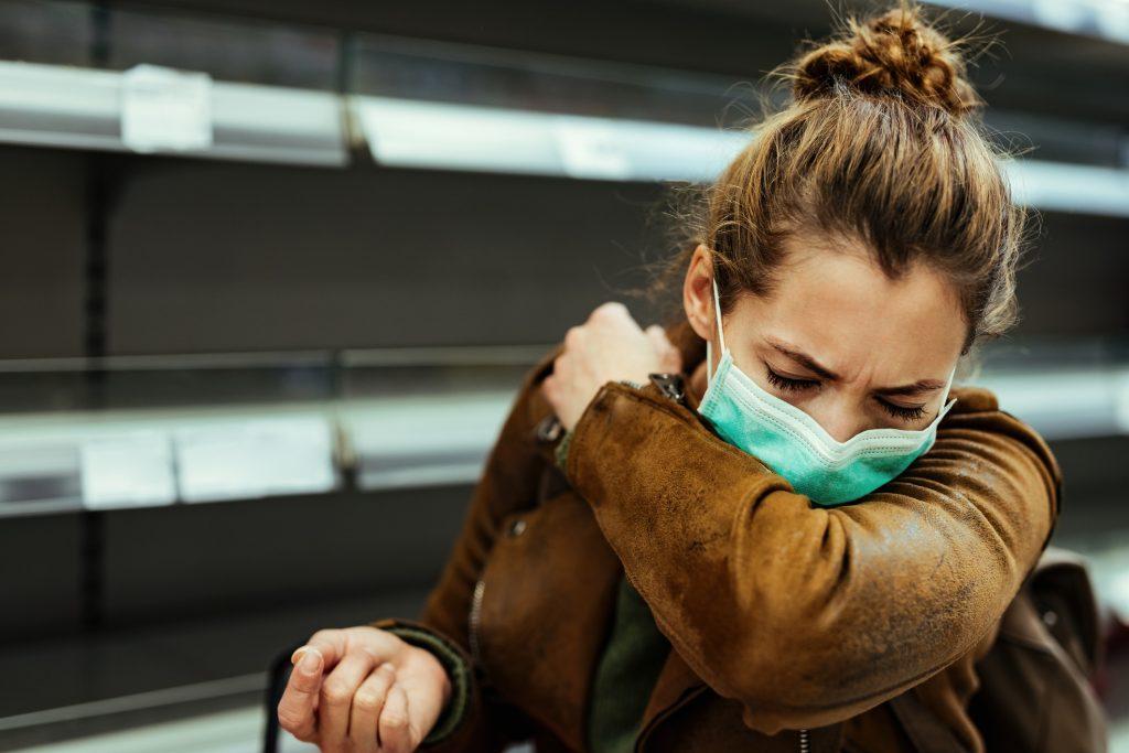 tosse coronavirus