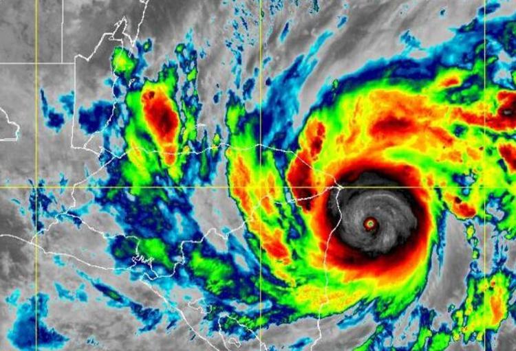 Credit: NOAA GOES East satellite