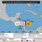 L'uragano Iota raggiunge la categoria 4 con venti a 225km/h: allarme in America Centrale [MAPPE]