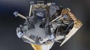 Euclid modulo payload