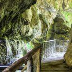 Maltempo, disastro alle Grotte del Caglieron – FOTO