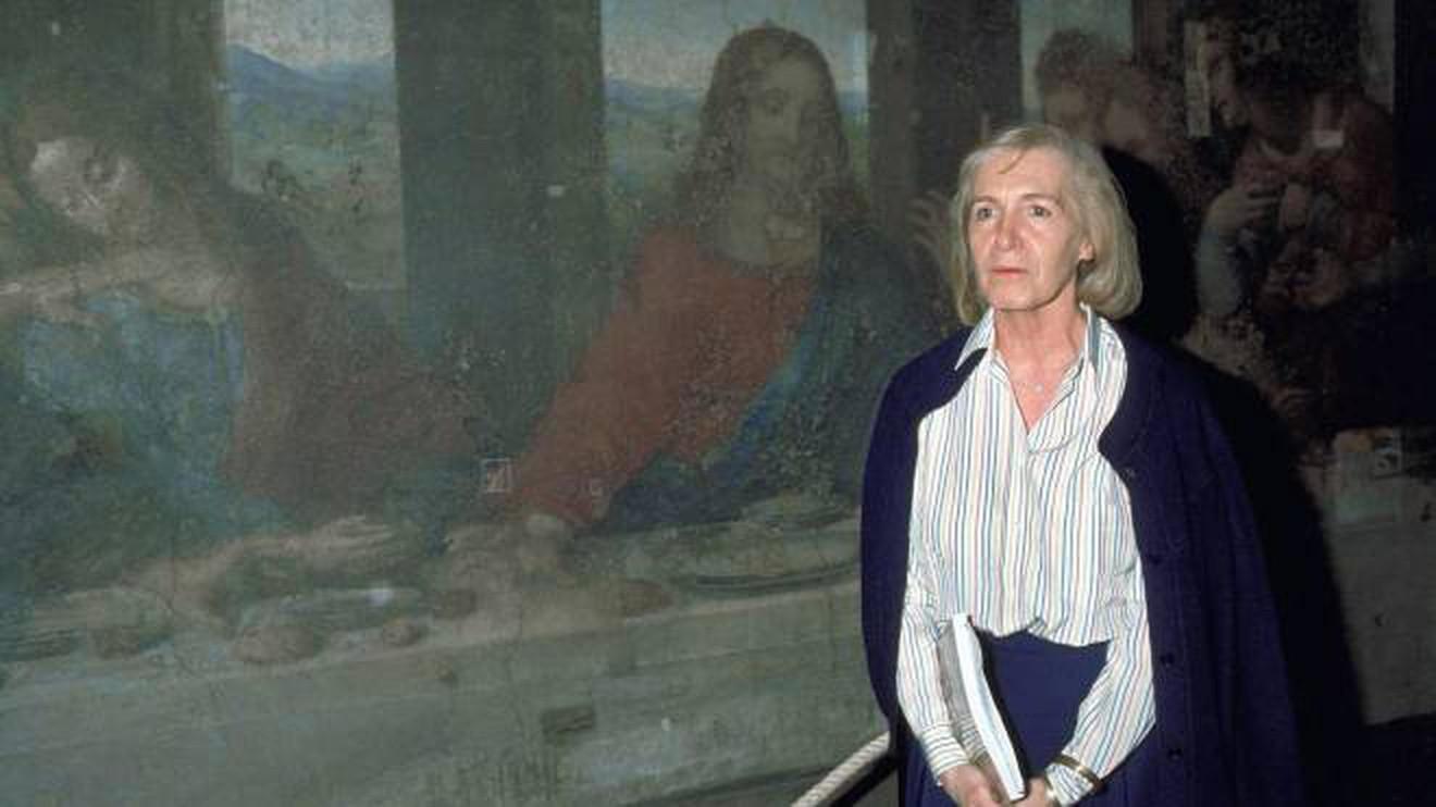 E' morta la restauratrice Pinin Brambilla Barcilon, salvò Ultima Cena di Leonardo