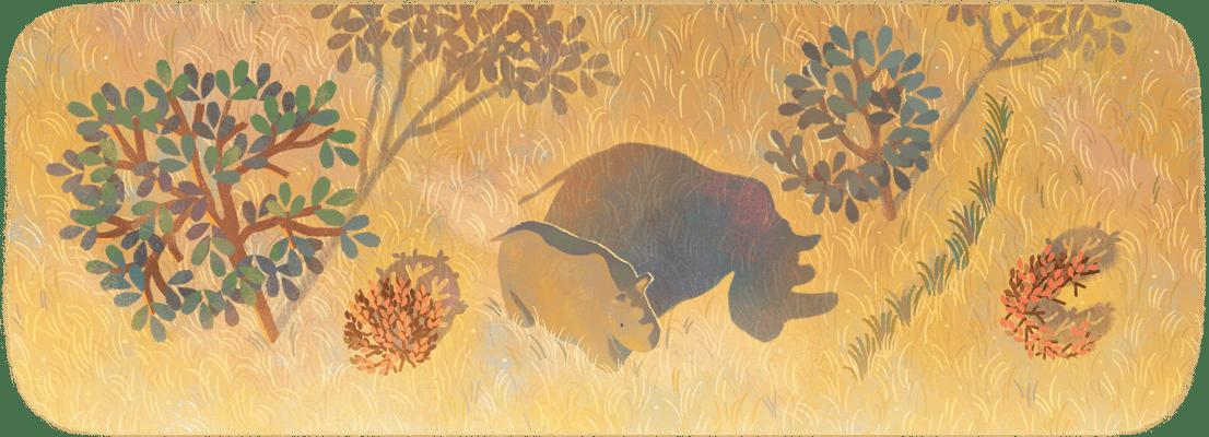 Sudan rinoceronte