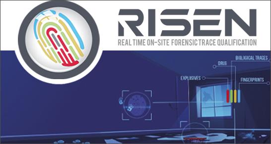 Tecnologia reti di sensori e realtà aumentata per indagini real time sulla scena del crimine