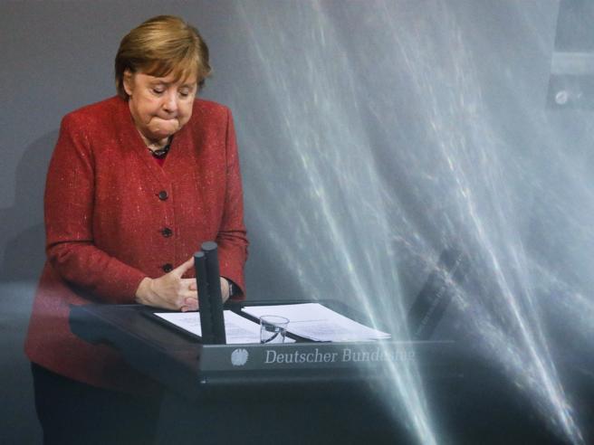 Covid-19: nuovo record di contagi in Germania