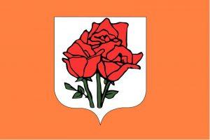 bandiera isola delle rose