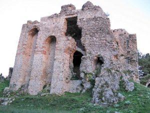 castello san giorgio morgeto