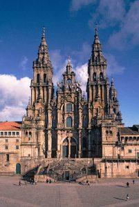 cattedrale santiago de compostela