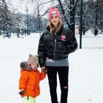 Nevicata mozzafiato a Milano, Chiara Ferragni cool anche sulla neve: dove trovare l'outfit indossato oggi dall'influencer