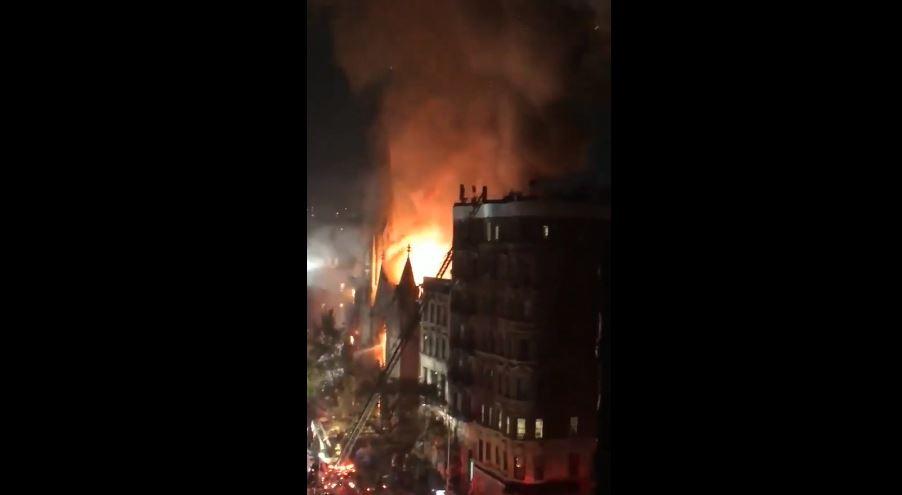 incendio east village new york