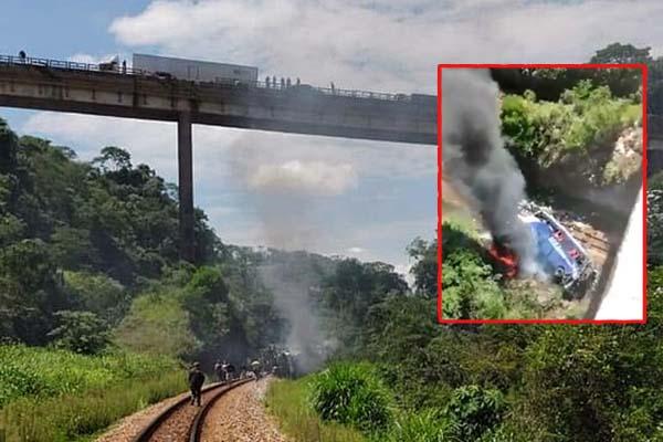 incidente brasile