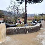 Maltempo Versilia, pericolo esondazione lago Massaciuccoli: ha superato la soglia di guardia, è a 42 cm sul livello mare [FOTO]