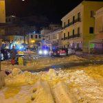 Maltempo, violenta grandinata a Ponza per un forte temporale notturno: danni e disagi [FOTO e VIDEO]