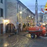 Maltempo, danni in Veneto: oltre 400 interventi tra Belluno, Vicenza, Treviso e Venezia [FOTO]