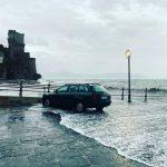 Maltempo, temporali e venti forti in Campania: tornado e mareggiata nel Salernitano, allagamenti nel Napoletano, fiumi sotto osservazione [FOTO e VIDEO]