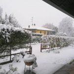 Maltempo, lo scirocco regala una spettacolare nevicata al Nord/Ovest: NEVE OVUNQUE da Torino a Malpensa, le FOTO