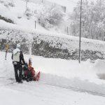 Maltempo, a Vermiglio 2 metri di neve fresca: scenario incredibile ai piedi del Passo del Tonale [FOTO]