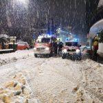 Maltempo: Alto Adige sommerso dalla neve, oltre 2 metri in Val d'Ultimo [FOTO]