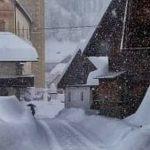 Maltempo, anche l'Austria sommersa dalla neve: paesaggi fiabeschi in Tirolo [FOTO]