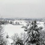 Maltempo Lombardia, oltre 30cm di neve nel Lecchese: le bellissime immagini dalla Brianza [FOTO  e VIDEO]