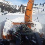 Bianco Natale in Veneto: la neve copre le Dolomiti, quasi 2,5 metri in quota [FOTO]