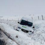 Maltempo, è arrivato l'inverno in Regno Unito e Francia: -9°C e temporali di neve in Scozia, imbiancata anche la Normandia [FOTO]