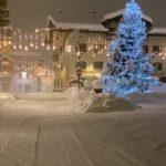 Maltempo, eccezionali nevicate in Lombardia: la magia di Livigno ricoperta da una spessa coltre bianca [FOTO]