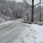 Santo Stefano imbiancato a Pietracamela, sul Gran Sasso: la neve 'crea un presepe' [FOTO & VIDEO]