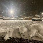 Maltempo: forti temporali al Centro, 74mm nel Lazio. La neve è arrivata anche qui, fino a 20cm sul Terminillo [FOTO e VIDEO]