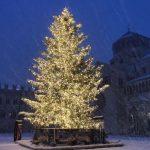 Maltempo, forte nevicata in Trentino Alto Adige: -17°C sui rilievi, Bolzano e Trento si sono risvegliate sotto la neve [FOTO]