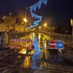 Maltempo Lazio, picchi di 117mm nel Frusinate: diversi fiumi esondati e smottamenti. Fino a 65cm di neve a Campoforogna [FOTO e VIDEO]